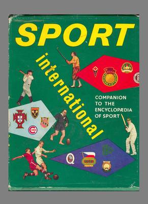 """Book, """"Sport International"""""""