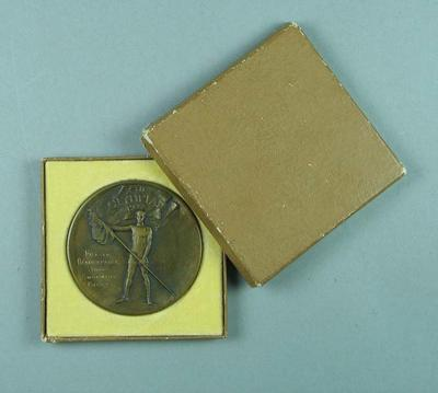 1932 Olympic Games Participant's Medal