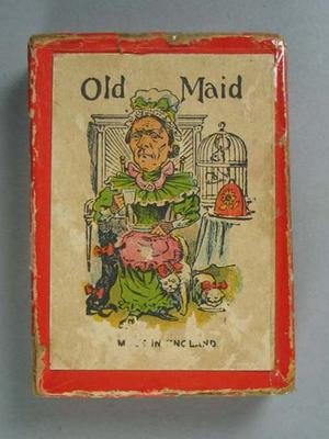 Card game, Old Maid