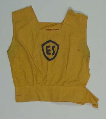 Athletics singlet, worn by Winsome Cripps