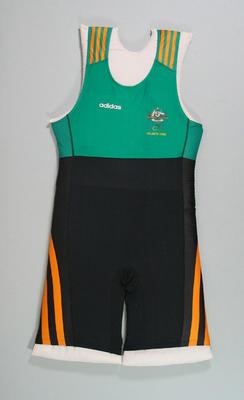 Rowing suit, 1996 Australian Olympic Games team uniform
