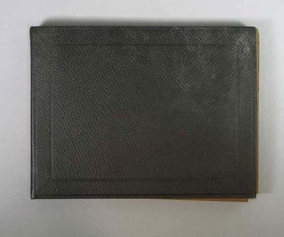 Photograph album, assembled by Harry Morris c1923-36