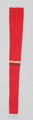 North Bondi Surf Club tie worn by Peter Wilson