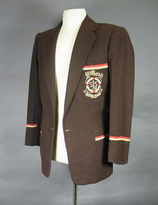 North Bondi Surf Life Saving Club blazer worn by Peter Wilson