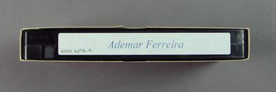 VHS video, Adhemar Ferreira da Silva
