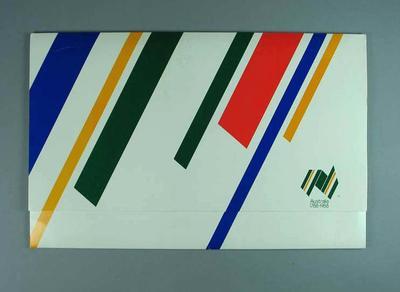 Souvenir folder, Australian Bicentenary 1988