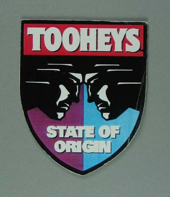Coaster, Rugby League State of Origin 1994