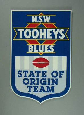 Poster, New South Wales 1994 State of Origin team