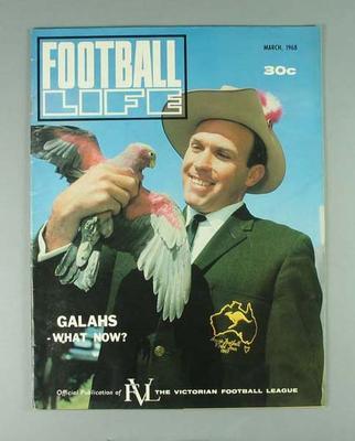 "Magazine, ""Football Life"" March 1968"
