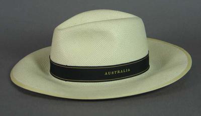 Hat - 1996 Australian Team Uniform, Atlanta Olympic Games Opening Ceremony