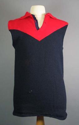 Melbourne FC jumper, worn by Jack Mueller