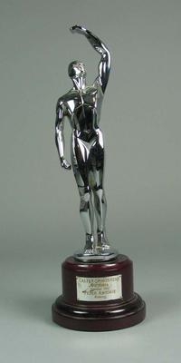Trophy, Caltex Sports Star of the Year 1992 - Peter Antonie