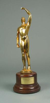 Trophy, Caltex Sports Star of the Year 1986 - Peter Antonie