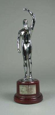 Trophy, Caltex Sports Star of the Year 1977 - Peter Antonie