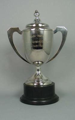 Trophy - Trans-Tasman Rhythmic Sportive Gymnastics Competition, Australia - New Zealand, 1978-1986
