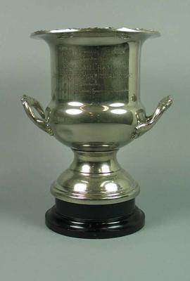 Trophy - Australian Champion Junior Group Perpetual Trophy 1983-87