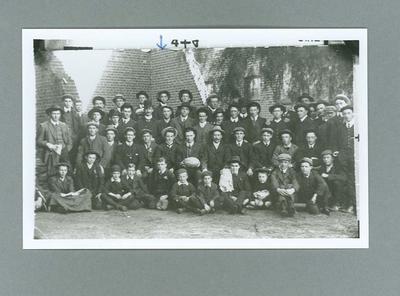Photograph of Horsham Football Club, 1908