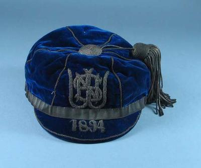 Cap, New South Wales rugby union team 1894