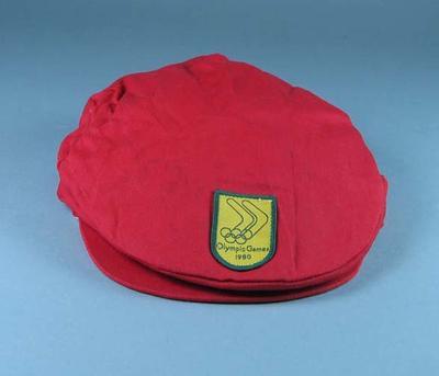 Cap, 1980 Australian Olympic Games team fundraiser