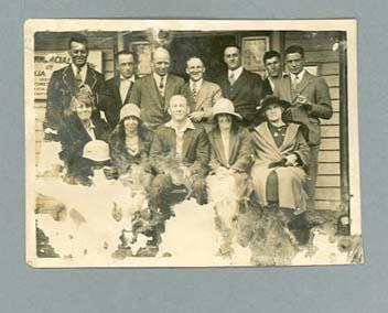 Photograph, Australian Championships - Tasmanian Tour c1921