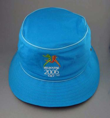 Hat - part of 2006 Commonwealth Games Volunteer Uniform