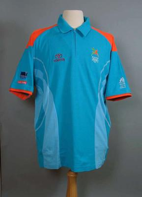 T-shirt - part of 2006 Commonwealth Games Volunteer Uniform