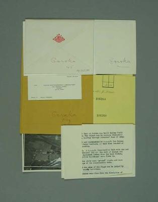 Miscellaneous papers compiled by George Moir