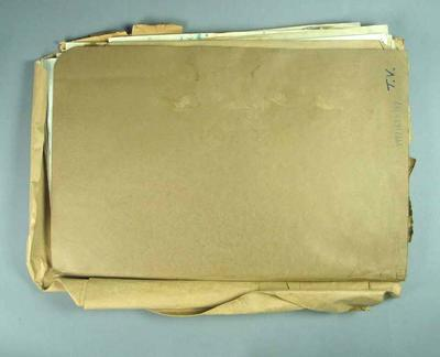 Documents associated with 1956 Olympic Games television rights