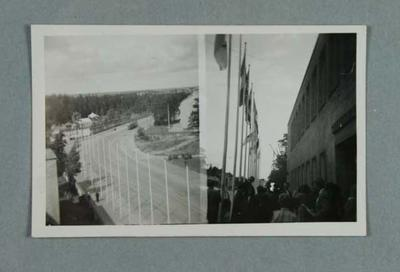 Photograph, depicts 1952 Helsinki Olympic Games venues