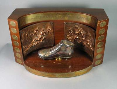 Commonwealth Bank Golden Boot Perpetual Trophy 1975-1983