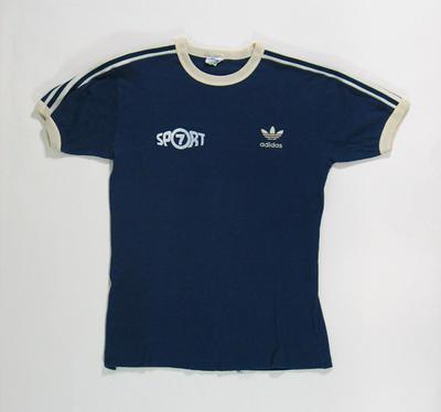 T-shirt, Channel 7 Sport c1978-81
