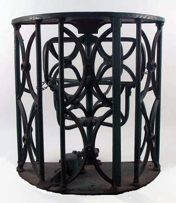 Turnstile, used in the Southern Stand of the MCG c1935-85