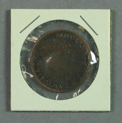 Penny, 1877