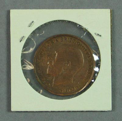 Penny, 1912