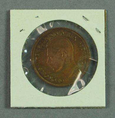 Penny, 1937