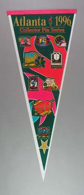 Pennant, 1996 Atlanta Olympic Games