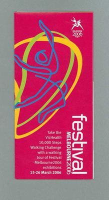 Map - 2006 Melbourne Commonwealth Games Festival venues