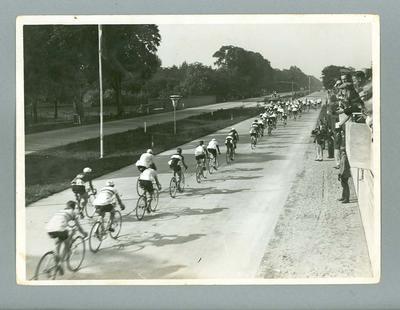 Photograph - 100 Kilometre Cycling Road Race, 1936 Olympic Games, Berlin