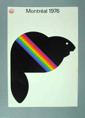 Poster, 1976 Olympic Games