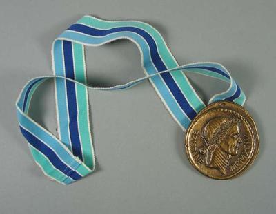 Gold Medal - 1994 World Gymnastic Championships, Brisbane; Trophies and awards; 1998.3402.24