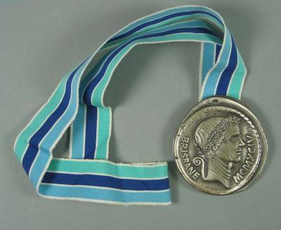 Silver Medal - 1994 World Gymnastic Championships, Brisbane; Trophies and awards; 1998.3402.25