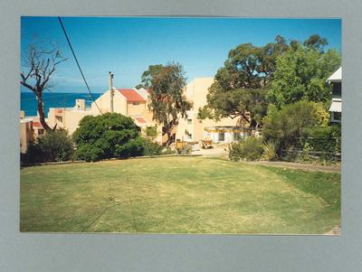 Photograph of Carinya Guest House at Lorne, Victoria c1990