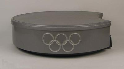 Silver medal podium, Sydney 2000 Olympic Games