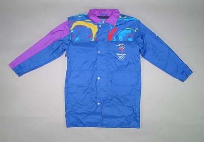 Jacket - Transport Personnel Volunteer's uniform Sydney 2000 Olympic Games