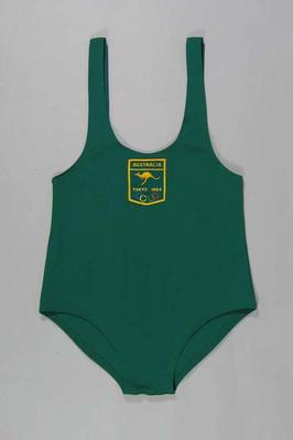 Weightlifting suit, Australian 1964 Olympic Games uniform