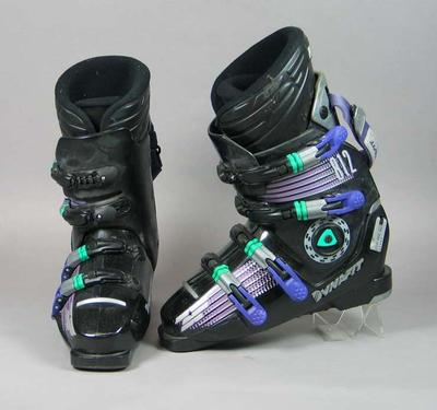 Pair of ski boots, undated