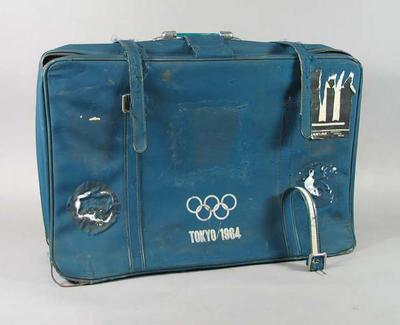 Suitcase, 1964 Tokyo Olympic Games