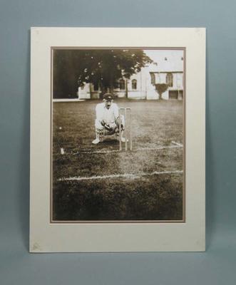 Photograph of Hanson Carter