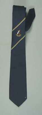 Tie, Cricket Memorabilia Society