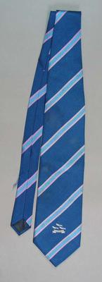 Navy blue 2005 Centenary Tie - Sussex Martlets Cricket Club